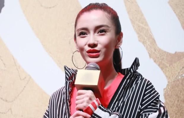 Hậu scandal ly hôn với Huỳnh Hiểu Minh, Angela Baby xuống sắc rõ rệt? - Ảnh 3.