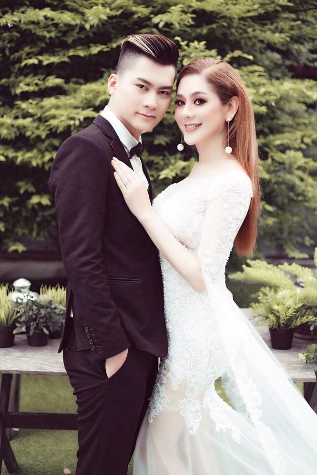 Lâm Khánh Chi khoe ảnh con trai đầu lòng đúng ngày kỉ niệm 1 năm kết hôn với ông xã kém tuổi - Ảnh 4.