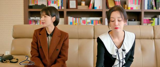 Với 4 tips diện đồ ai cũng học được, Song Hye Kyo vừa hóa nữ thần công sở lại cưa đổ trai trẻ trong Encounter - Ảnh 2.