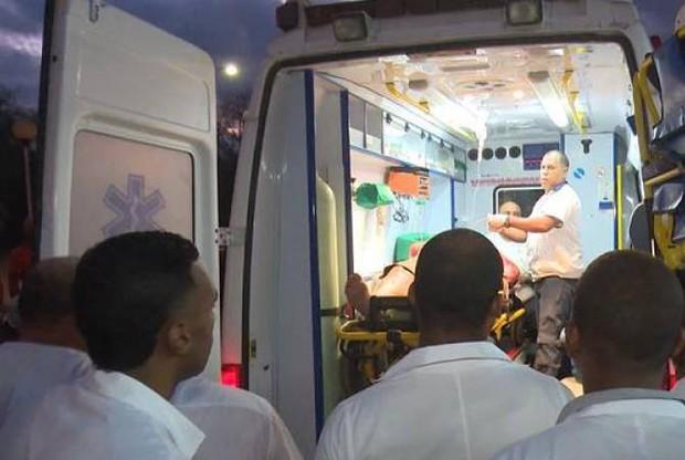 Tai nạn xe buýt chở người nước ngoài ở Cuba, 40 người thương vong - Ảnh 1.