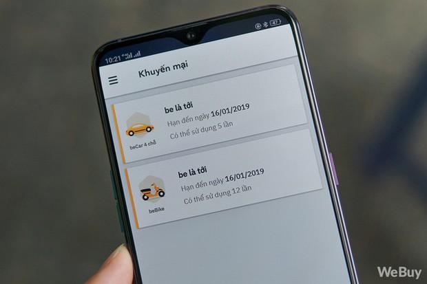 Trải nghiệm app đặt xe be: Không đội giá giờ cao điểm, bắt xe nhanh là điểm cộng lớn tuy tài xế chưa nhiều - Ảnh 8.