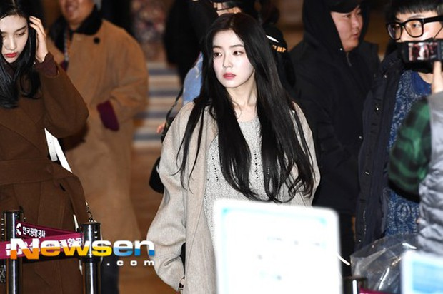 Nữ thần Irene đẹp xuất thần nhưng spotlight lại thuộc về Taeyeon chân dài khó tin và Dara đẹp đỉnh cao - Ảnh 1.