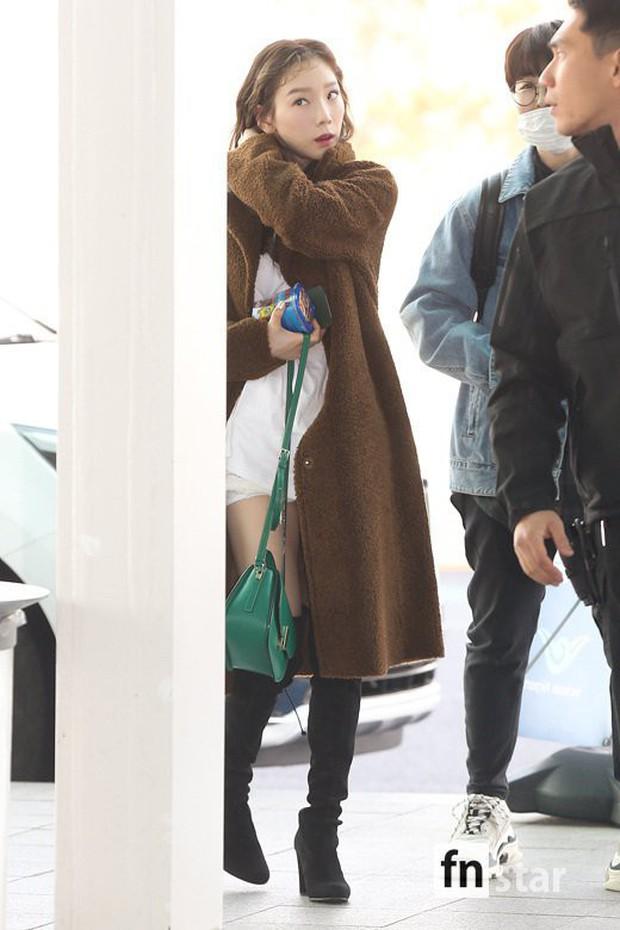 Nữ thần Irene đẹp xuất thần nhưng spotlight lại thuộc về Taeyeon chân dài khó tin và Dara đẹp đỉnh cao - Ảnh 6.