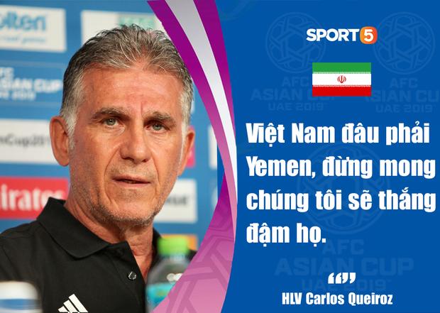 HLV đội tuyển Iran: Việt Nam không phải Yemen, đừng mong chúng tôi thắng đậm - Ảnh 1.