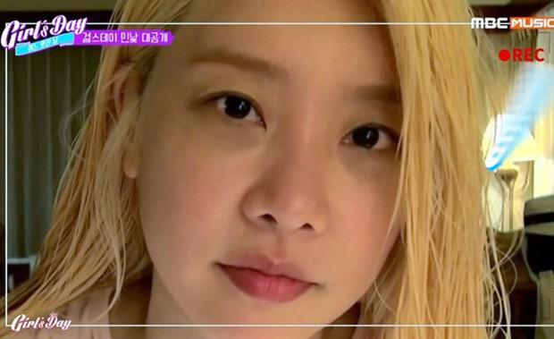Các thánh hack tuổi Kpop khoe mặt mộc trên show thực tế: Không phải dạng vừa đâu - Ảnh 19.