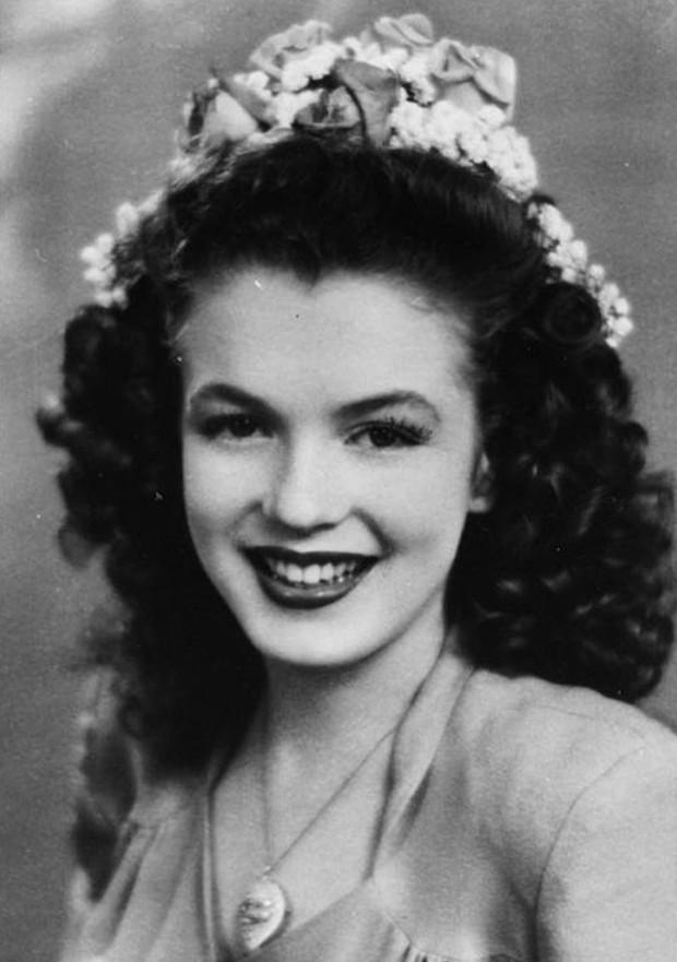 Hé lộ loạt ảnh hiếm thời chưa nổi tiếng của quả bom sex Marilyn Monroe - Ảnh 6.
