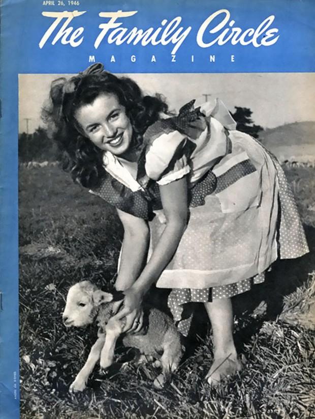 Hé lộ loạt ảnh hiếm thời chưa nổi tiếng của quả bom sex Marilyn Monroe - Ảnh 17.