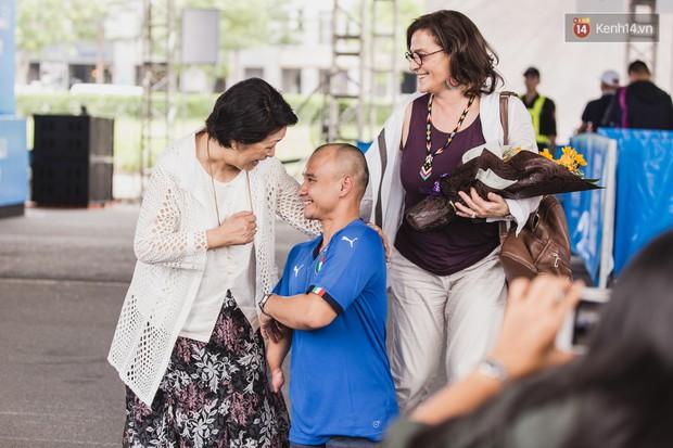 Những khoảnh khắc xúc động trong chương trình Giao lưu với người khuyết tật ở Sài Gòn - Ảnh 6.