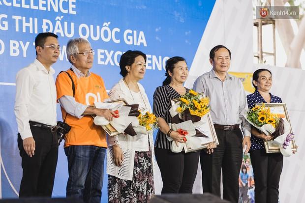 Những khoảnh khắc xúc động trong chương trình Giao lưu với người khuyết tật ở Sài Gòn - Ảnh 8.