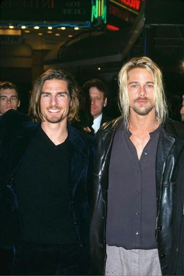 Tom Cruise - Brad Pitt: Chuyện về những gã đàn ông thất bại, viết lại cuộc đời mình sau những tờ đơn ly hôn - Ảnh 2.