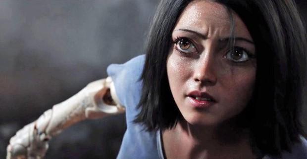 Thiên thần chiến binh Alita được tán dương là chân thực và xúc động hiếm thấy, thách thức kĩ xảo 3D - Ảnh 1.