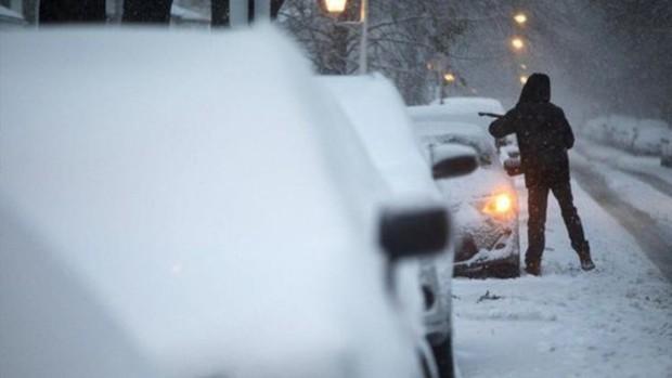 Bão tuyết ảnh hưởng đến cuộc sống của 20 triệu người Mỹ - Ảnh 1.