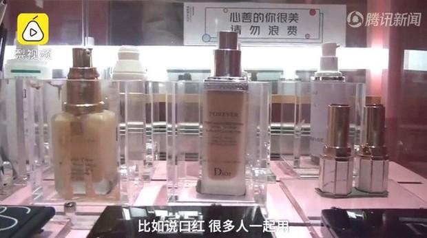 Nền kinh tế chia sẻ Trung Quốc lại có một kiểu kinh doanh mới: Dùng chung mỹ phẩm và phòng trang điểm - Ảnh 5.