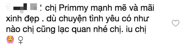 Primmy Trương khẳng định chỉ có gia đình và bạn bè đối tốt với mình giữa lúc rộ tin đồn chia tay Phan Thành - Ảnh 3.