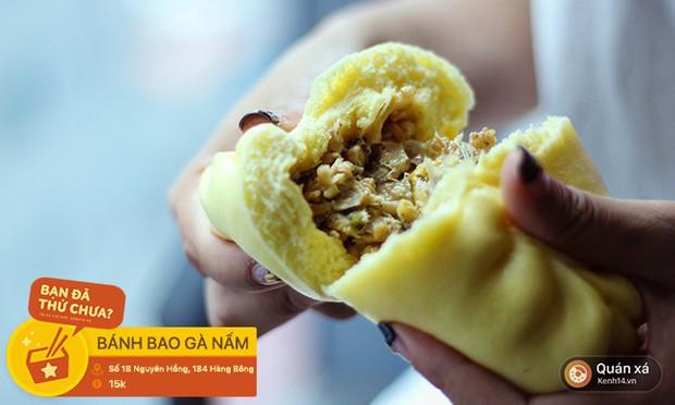 Có mặt trong đủ các món ăn từ Tây đến Ta, gà nấm thơm lừng thật ra cũng rất được người Hà Nội ưa chuộng nhé - Ảnh 3.