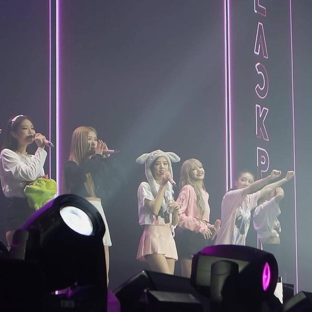 Dàn sao Thái khủng đến ủng hộ em gái quốc tế Lisa tại concert Black Pink, nhưng bố mẹ của cô mới là tâm điểm - Ảnh 21.