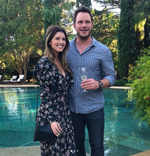 Siêu sao Jurassic World Chris Pratt cầu hôn con gái tài tử phim Kẻ dủy diệt sau khi ly dị người vợ từng cưới 8 năm - Ảnh 2.