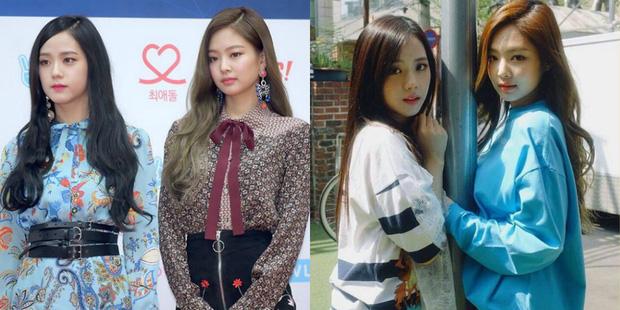 Ngoài Jisoo, Lisa (Black Pink), dàn mỹ nhân đẹp xuất chúng này từng chịu cảnh làm nền cho người kém sắc hơn - Ảnh 2.