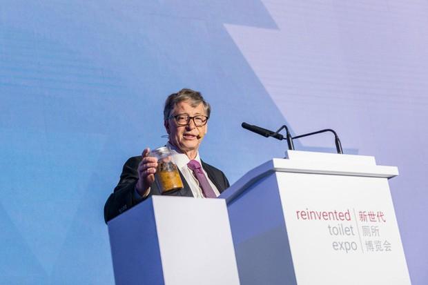 Được quỹ của Bill Gates tài trợ, bệ xí dùng giun để xử lý phân sẽ là tương lai vệ sinh toàn cầu - Ảnh 3.