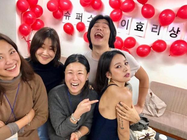Ở tuổi 40, nữ hoàng gợi cảm Kpop Lee Hyori khoe body S-line 57kg trong mơ của bao người - Ảnh 10.