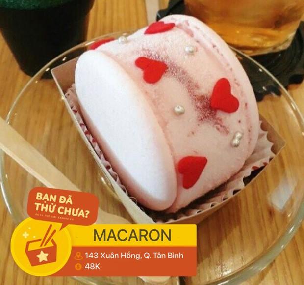 Tổng hợp các món ăn màu hồng dễ thương toé khói ở Sài Gòn, các cô nàng bánh bèo nhất định không thể bỏ qua - Ảnh 12.