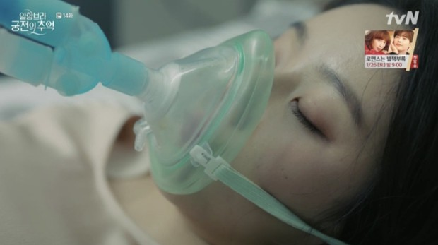 """Park Shin Hye khóc tiễn lâm li như thể Hyun Bin sắp ra chiến trường ở """"Hồi Ức Alhambra"""" - Ảnh 17."""