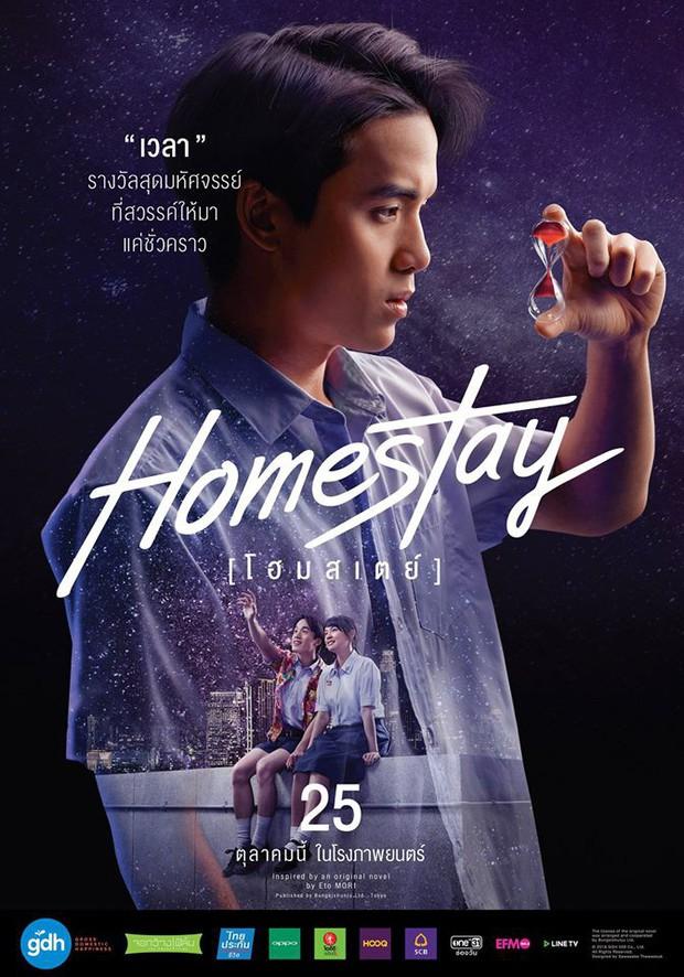 """""""Yếu bóng vía nhưng đam mê đánh đu, James Teeradon leo ra ngoài ban công tìm cảm giác mạnh ở """"Homestay"""" - Ảnh 8."""