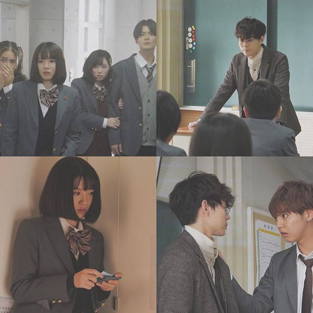 Phim Nhật gây sốt đầu năm 2019: Lớp 3A – Thầy giáo bắt giữ 29 học sinh làm con tin - Ảnh 3.
