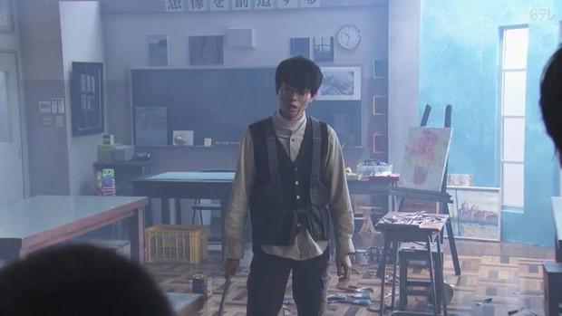 Phim Nhật gây sốt đầu năm 2019: Lớp 3A – Thầy giáo bắt giữ 29 học sinh làm con tin - Ảnh 5.