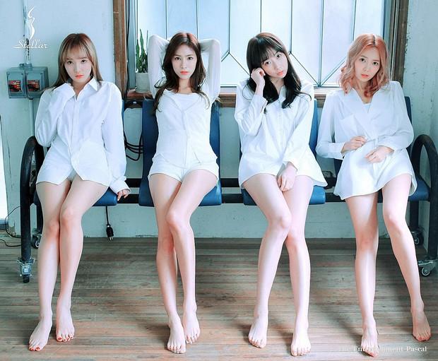 Cứ nghĩ làm idol là sẽ giàu nhưng bạn sẽ sốc với mức thu nhập của nhóm nữ 7 năm tuổi này! - Ảnh 2.