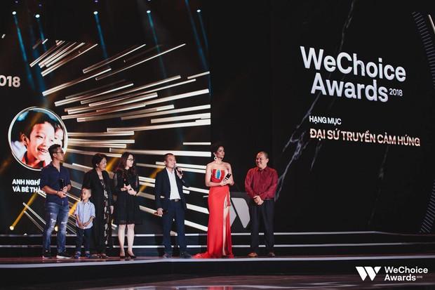 Những thiện lành nảy mầm trên đất Tri Lễ sau WeChoice Awards - Ảnh 1.