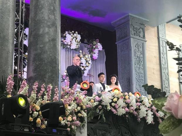 Bộ ảnh cưới đẹp như mơ cùng gia thế khủng của cô dâu vàng đeo trĩu cổ sống trong lâu đài 7 tầng ở Nam Định - Ảnh 6.