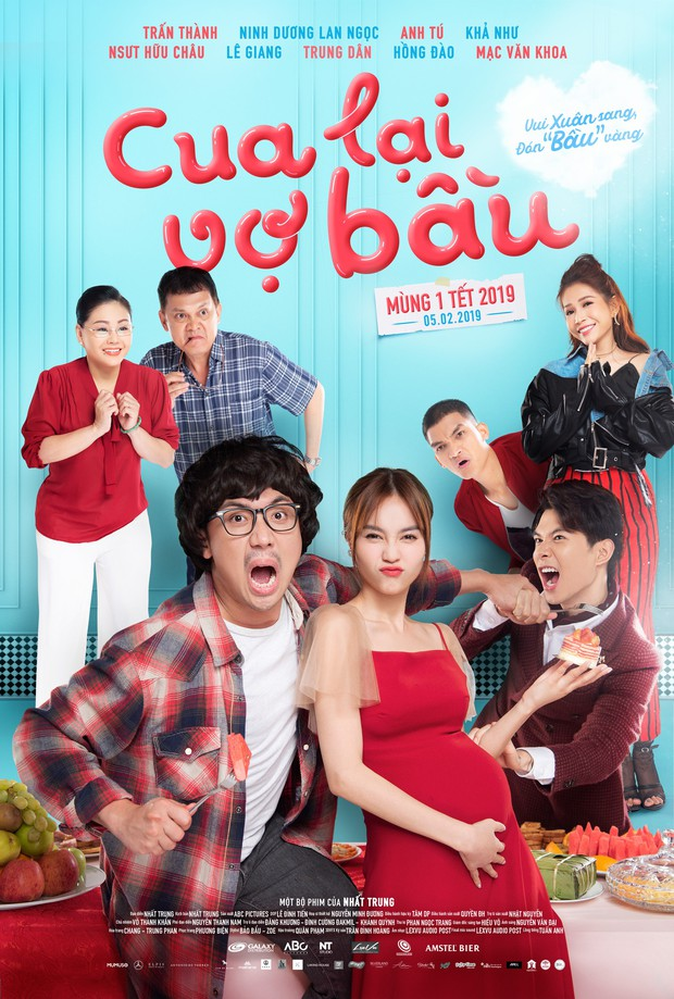 Toàn cảnh mùa phim Tết 2019: Phim Việt với chất lượng trung bình, lấn át phim ngoại nhờ... drama - Ảnh 2.
