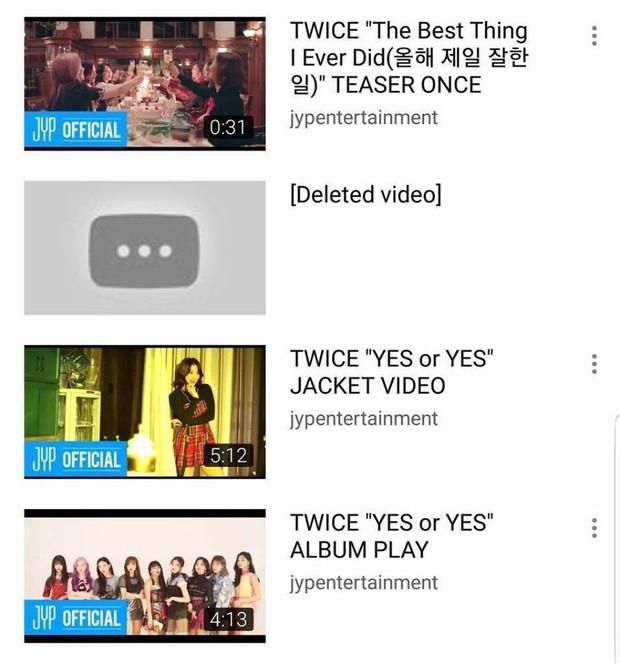 Sốc: Hàng loạt MV trăm triệu view của BTS, BlackPink, TWICE bất ngờ bị xóa khỏi YouTube, lí do là gì? - Ảnh 1.