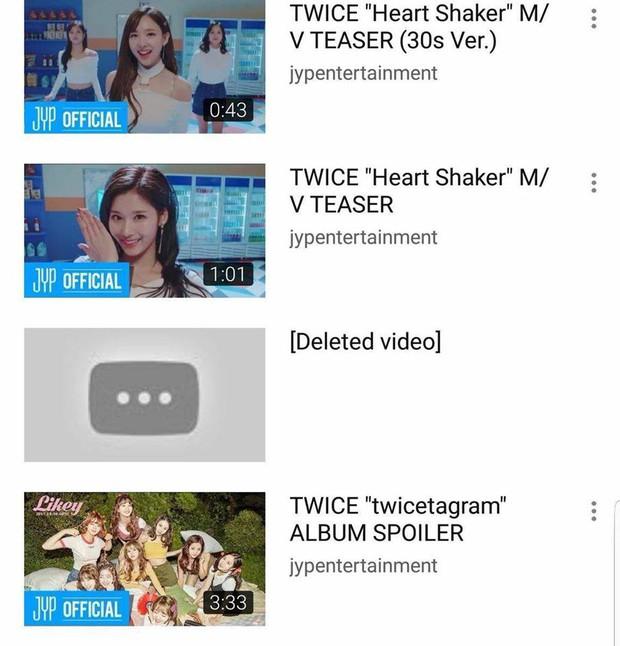 Sốc: Hàng loạt MV trăm triệu view của BTS, BlackPink, TWICE bất ngờ bị xóa khỏi YouTube, lí do là gì? - Ảnh 3.