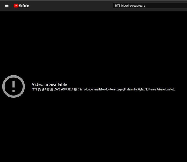 Sốc: Hàng loạt MV trăm triệu view của BTS, BlackPink, TWICE bất ngờ bị xóa khỏi YouTube, lí do là gì? - Ảnh 6.