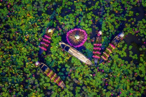 Vẻ đẹp bình dị của Việt Nam đoạt giải nhì cuộc thi nhiếp ảnh drone đẹp nhất thế giới năm 2018 - Ảnh 8.