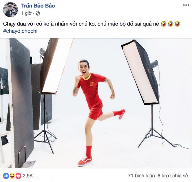 BB Trần hé lộ hình ảnh và tên Việt hóa của Running Man Vietnam? - Ảnh 1.