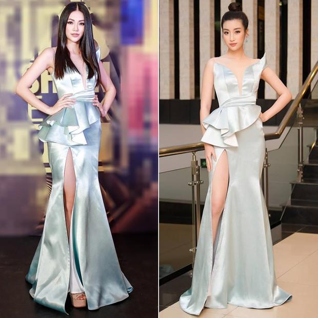 Đụng với toàn Hoa hậu quốc tế, nhưng nhờ chi tiết này mà Đỗ Mỹ Linh chẳng hề thua kém - Ảnh 9.