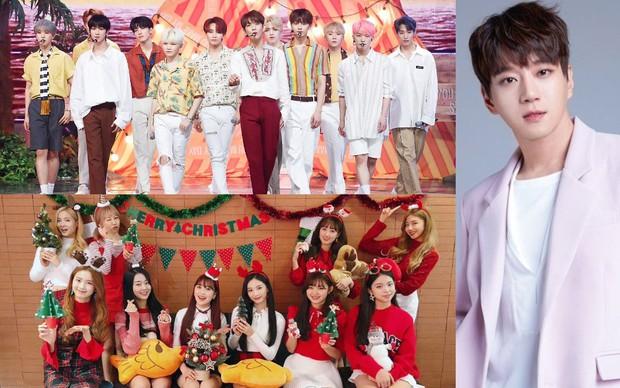 Rapper soán ngôi BIGBANG cùng 3 thành viên nhóm nhạc đình đám thế hệ 2 đại náo Kpop nửa cuối tháng 1 - Ảnh 6.