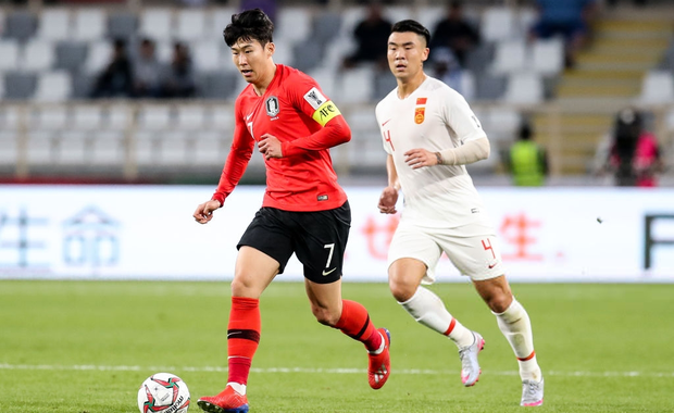 Son Heung-min tỏa sáng rực rỡ giúp Hàn Quốc đánh bại Trung Quốc, cục diện bảng C khiến Việt Nam gặp khó - Ảnh 2.