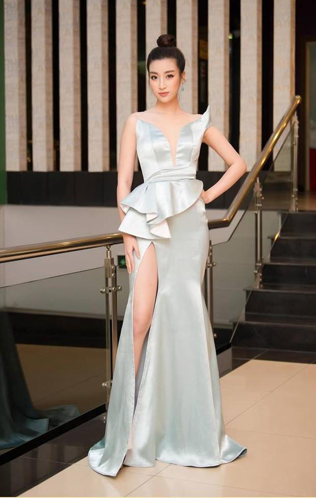 Đụng với toàn Hoa hậu quốc tế, nhưng nhờ chi tiết này mà Đỗ Mỹ Linh chẳng hề thua kém - Ảnh 6.
