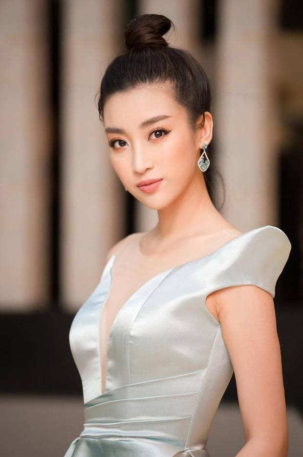 Đụng với toàn Hoa hậu quốc tế, nhưng nhờ chi tiết này mà Đỗ Mỹ Linh chẳng hề thua kém - Ảnh 7.