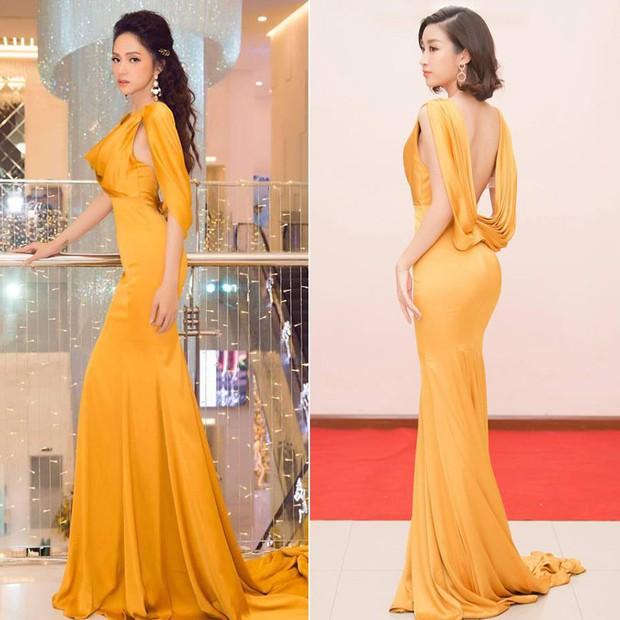 Đụng với toàn Hoa hậu quốc tế, nhưng nhờ chi tiết này mà Đỗ Mỹ Linh chẳng hề thua kém - Ảnh 4.