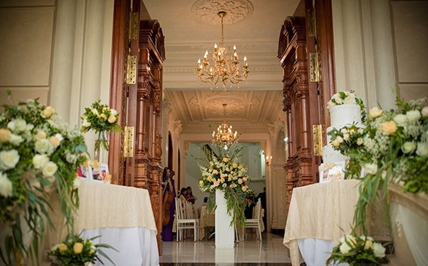 Đám cưới tại lâu đài trăm tỷ, rước dâu bằng Rolls-Royce và máy bay: Nam Định xứng đáng đứng đầu về độ chịu chơi tổ chức đám cưới - Ảnh 26.