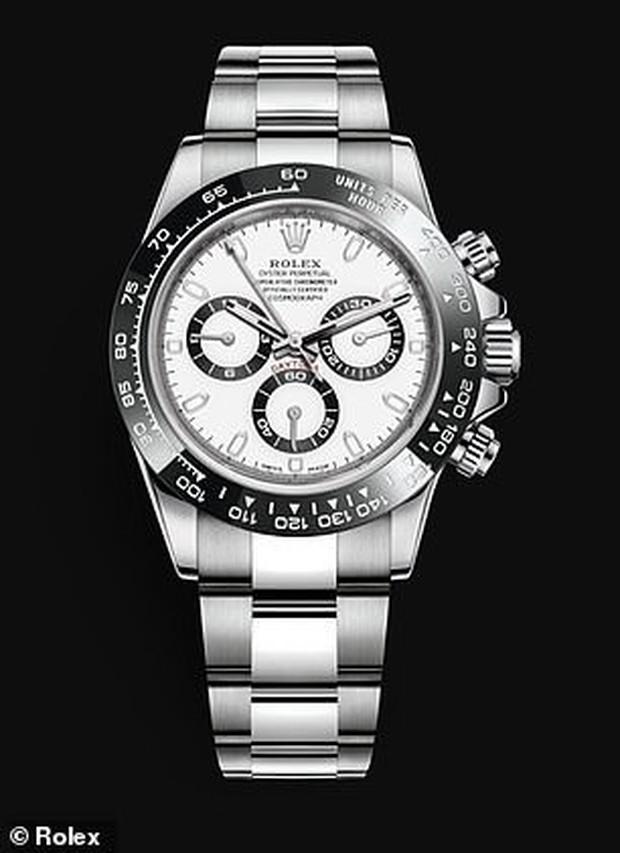Trộm được 4 chiếc đồng hồ Rolex hơn 2,5 tỷ đồng, nữ đạo chích đánh liều giấu luôn vào chỗ cực hiểm hóc - Ảnh 2.