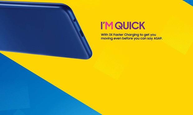 Galaxy M với màn hình giọt nước, pin khủng sạc nhanh chính là câu trả lời của Samsung dành cho Xiaomi? - Ảnh 2.
