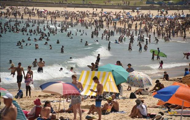 Nhiều thành phố của Australia lọt vào danh sách những nơi nóng nhất Trái Đất - Ảnh 1.