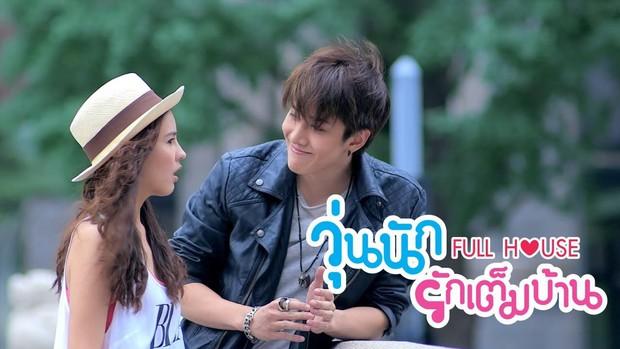 Muôn kiểu cặp đôi màn ảnh Thái Lan: Người về chung một nhà, kẻ chìm thuyền đôi ngả - Ảnh 5.