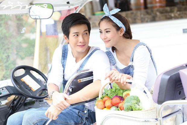 Muôn kiểu cặp đôi màn ảnh Thái Lan: Người về chung một nhà, kẻ chìm thuyền đôi ngả - Ảnh 10.